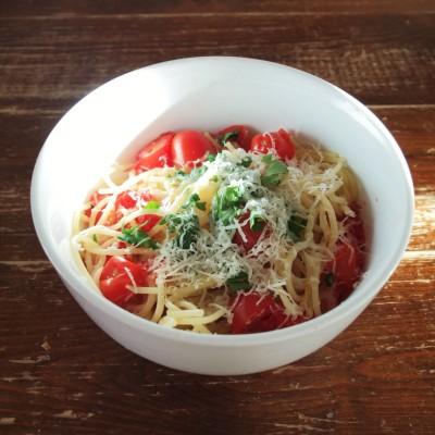 easy tomato spaghetti