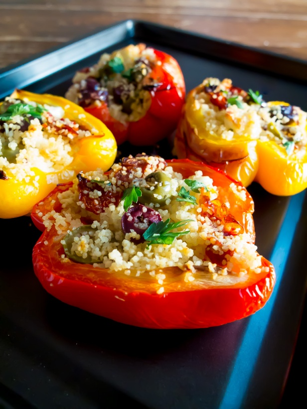 stuffed peppers tall